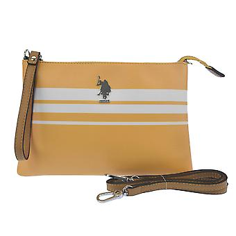 U.S. POLO ASSN. Clutch bag with shoulder strap 17.5 cm 26.5 x3x