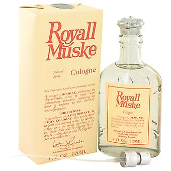 Royall Fragrances Men Royall Muske All Purpose Lotion / Cologne By Royall Fragrances