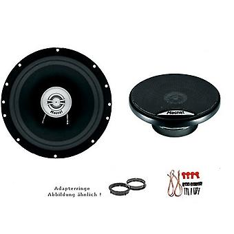 Audi A3 from 7.2003, Audi A4, A4 avant, Saab 9-3, speaker front