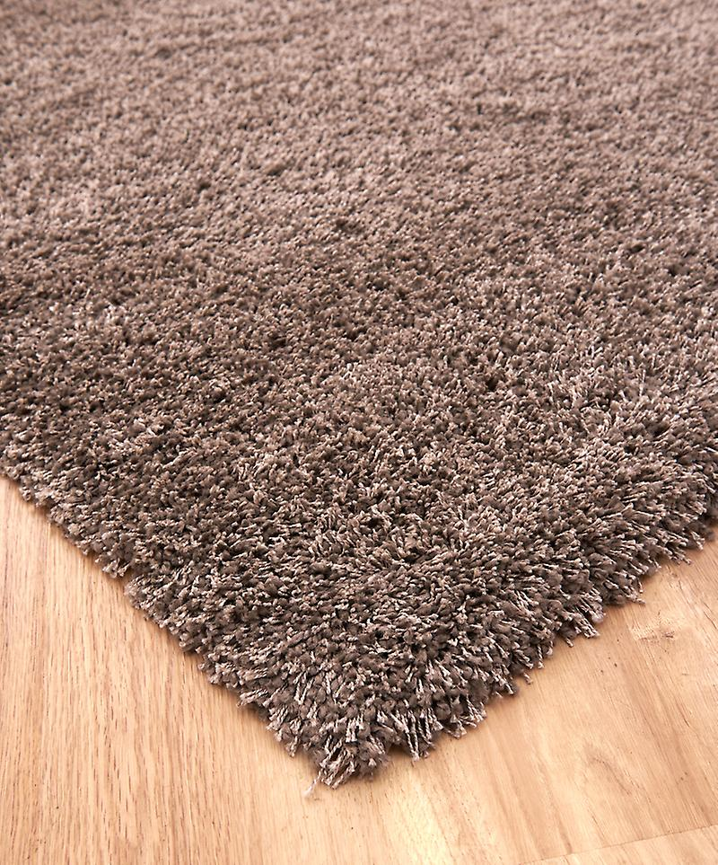 Crépuscule 39001-7676 vison brun Rectangle Tapis unis / Près unis tapis