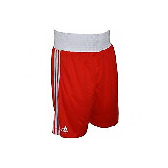 Adidas  Base Boxing Shorts - Red