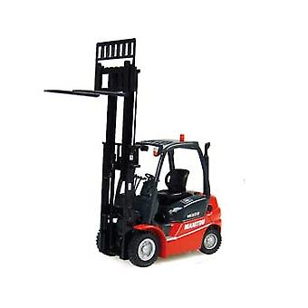 Manitou MI 24D Forklift Truck modello Diecast Lifter