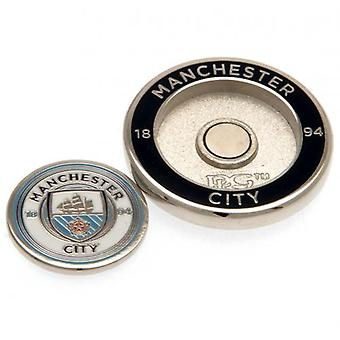 Manchester City Ball Marker Duo