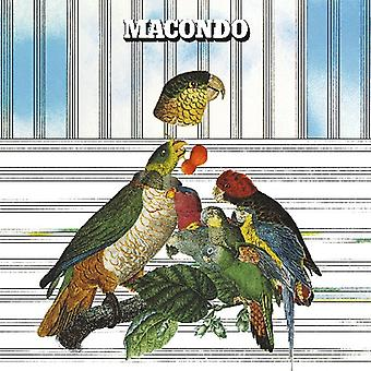 Macondo - Macondo [CD] USA importerer