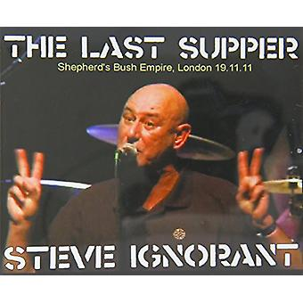 Steve Ignorant - sidste nadver [CD] USA import