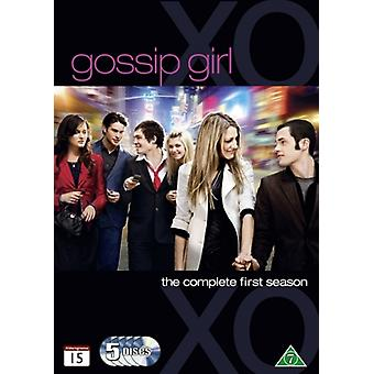 Gossip Girl-Staffel 1 (5 Disc-Set) (DVD) (verwendet)