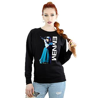 Eminem Women's Mic Pose Sweatshirt