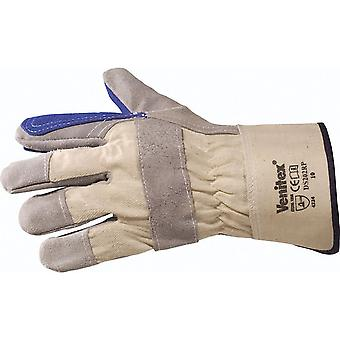 Venitex Workwear Cowhide Split Leather Gloves