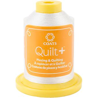Coats Quilt + Cotton Thread 600yd-White V30-93010