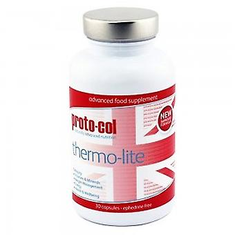 proto-col Thermo-Slim - Natural Supplement - Metabolism Booster