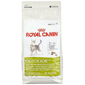 Royal Canin Cat Food Outdoor 30 Dry Food