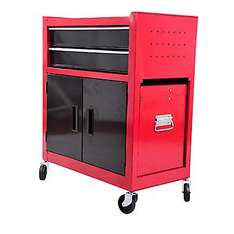 Homcom Portable Toolbox Chest Box Cabinet Storage