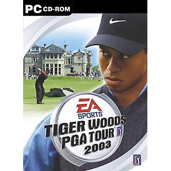 Tiger Woods PGA Tour 2003 (PC)