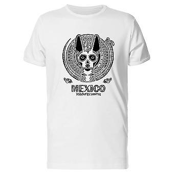 Mexico Xoloitzcuintle Tee Men's -Image by Shutterstock