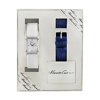 Kenneth Cole New York women's wrist watch analog leather 10008340 / KC6061