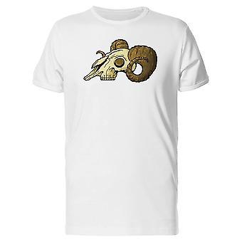 Ram Skull On Desert Tee Men's -Image by Shutterstock