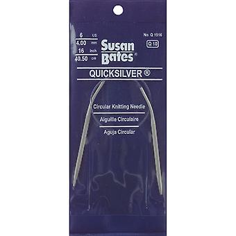 Quicksilver Circular Knitting Needles 24