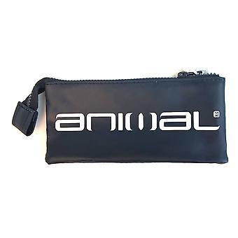 Animal Sidekick 3 Pocket Pencil Case - Dark Navy
