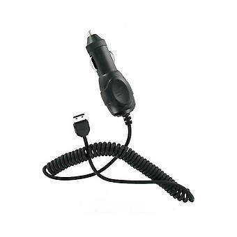 Cargador de coche celular ilimitado para Samsung i617 BlackJackII R500, U940 Juke (Bla