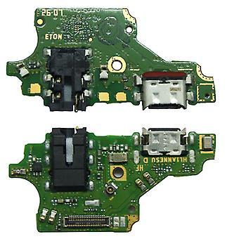Voor Huawei P20 Lite opladen aansluiting micro USB dock vervanging van Raad van bestuur onderdelen nieuw