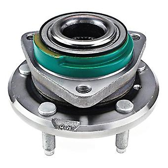 WJB WA513203HD Heavy Duty Version Front Wheel Hub Assembly Wheel Bearing Module Cross Timken HA590085 Moog 513203 SKF BR