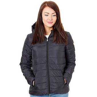 Roxy True Black Rock Peak Womens Water Resistant Jacket