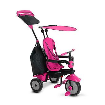 SmarTrike Glow 4 dans 1 tricycle rose