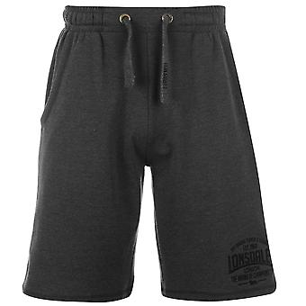 Lonsdale Mens Box Lightweight Shorts Pants Bottoms Boxing Sports Clothing
