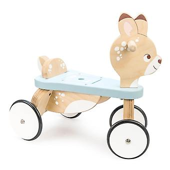 Le Toy Van-balance bike deer-Wood