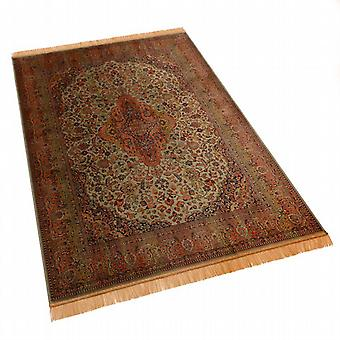 Large Green Traditional Persian Design Rug 9099/16 160 x 230cm