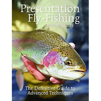 Presentation Fly-Fishing by Jeremy Lucas - 9780719806995 Book