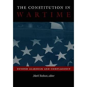 Die Verfassung in Kriegszeiten - jenseits von Panikmache und Selbstgefälligkeit von Mark