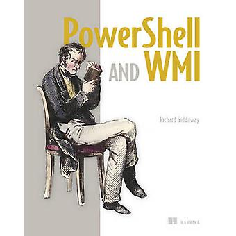 PowerShell et WMI par Richard Siddaway - Book 9781617290114