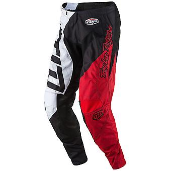 Troy Lee Designs Black-White 2017 GP Quest Kids MX Pant