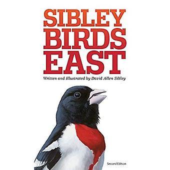 De Sibley veld gids voor vogels van oostelijk Noord-Amerika: tweede editie