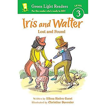 Iris and Walter: Lost and Found (Green Light Readers Level 3)