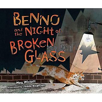 Benno en de nacht van gebroken glas