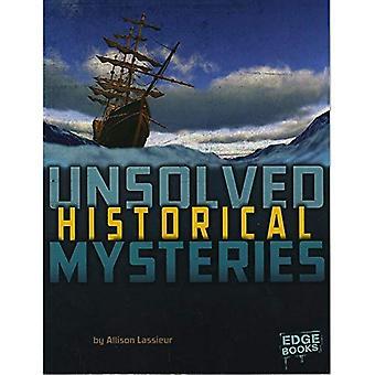 Niewyjaśnionych zagadek historycznych (tajemnicze zniknięcie pliki)