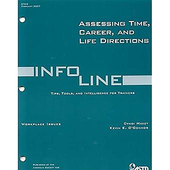 Assessing Time, Career, and Life Directions (Infoline ASTD)