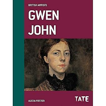 Gwen John (brittiska konstnärer-serien)