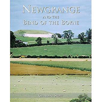 Newgrange och böjen av Boyne (irländska landsbygden)