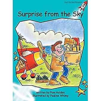 Surprise from the Sky: Level 2: Fluency (Red Rocket Readers: Fiction Set A)