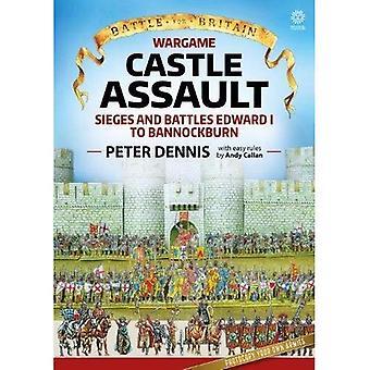 Wargame: Castle Assault:�Sieges and Battles Edward I to�Bannockburn (Battle for�Britain)