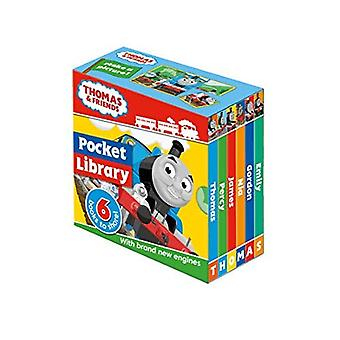Thomas & Friends: Pocket Library [Board book]