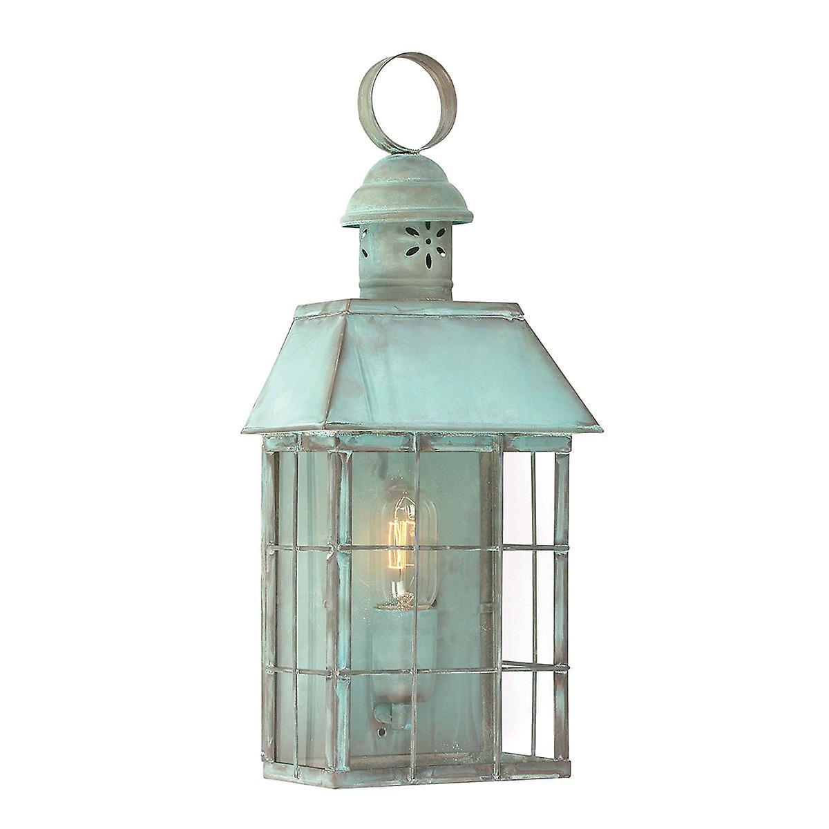 Hyde Park Wall Lantern Verdi  - Elstead Lighting