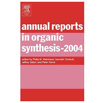 Relazioni annuali in sintesi organica di Weintraub & Phillip M.
