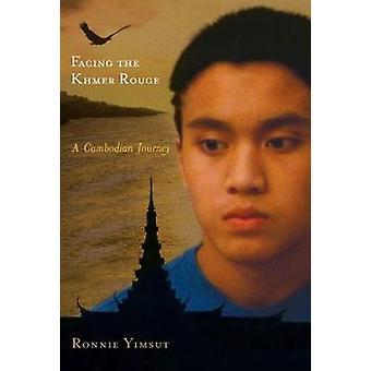 Yimsut ・ ロニーのクメール ルージュ、カンボジア旅に直面しています。