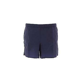 Acne Studios Blue Nylon Trunks