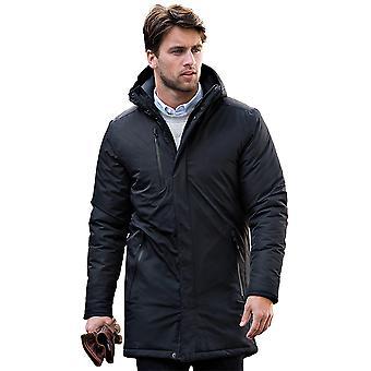 Nimbus Mens Mapleton stedelijke Tech Hooded gewatteerde Parka jas