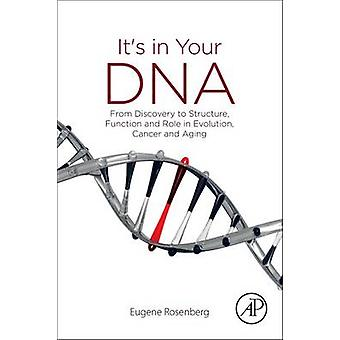 It's in Your DNA - From Discovery to Structure - Function and Role in